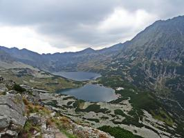 Odpoczynek po górach